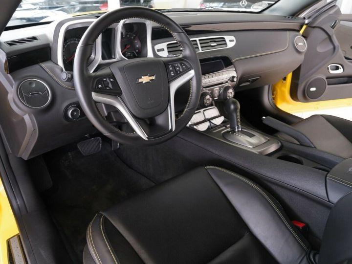 Chevrolet Camaro Chevrolet Camaro 6.2 V8 AT Transformers Edition Bumblebee/ Jaune  - 5