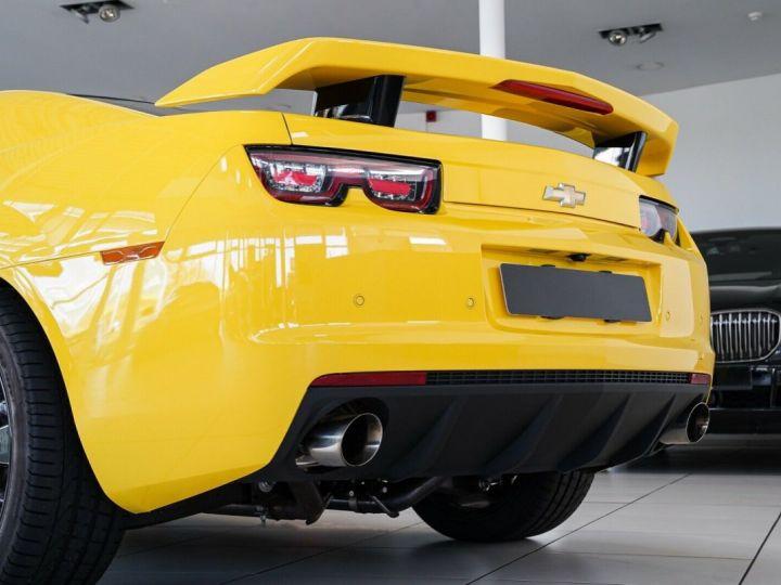 Chevrolet Camaro Chevrolet Camaro 6.2 V8 AT Transformers Edition Bumblebee/ Jaune  - 7