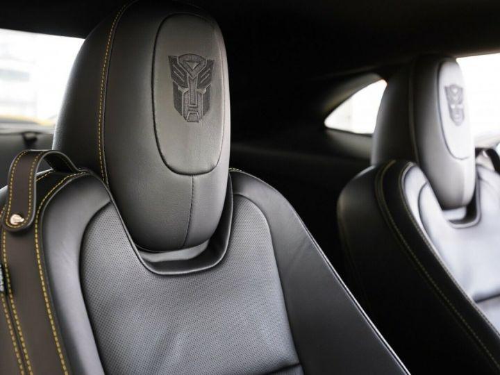 Chevrolet Camaro Chevrolet Camaro 6.2 V8 AT Transformers Edition Bumblebee/ Jaune  - 9