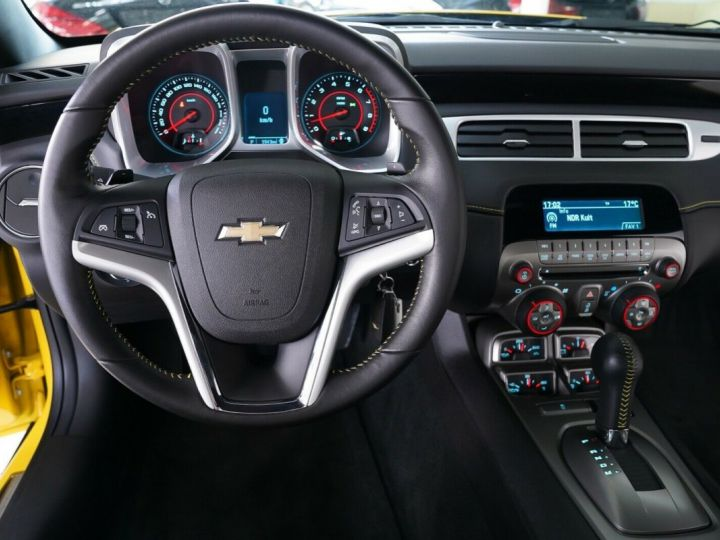 Chevrolet Camaro Chevrolet Camaro 6.2 V8 AT Transformers Edition Bumblebee/ Jaune  - 10