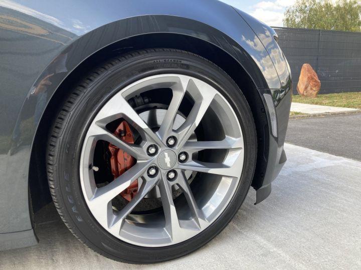 Chevrolet Camaro FIFTY 50 TH ANNIVERSARY 2.0 TURBO 275 CH  NIGHTFALL GRAY METALLIC  - 6