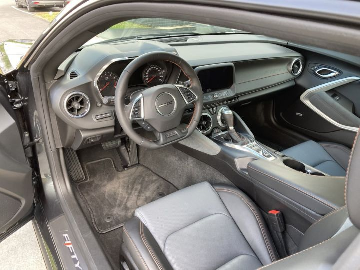Chevrolet Camaro FIFTY 50 TH ANNIVERSARY 2.0 TURBO 275 CH  NIGHTFALL GRAY METALLIC  - 12