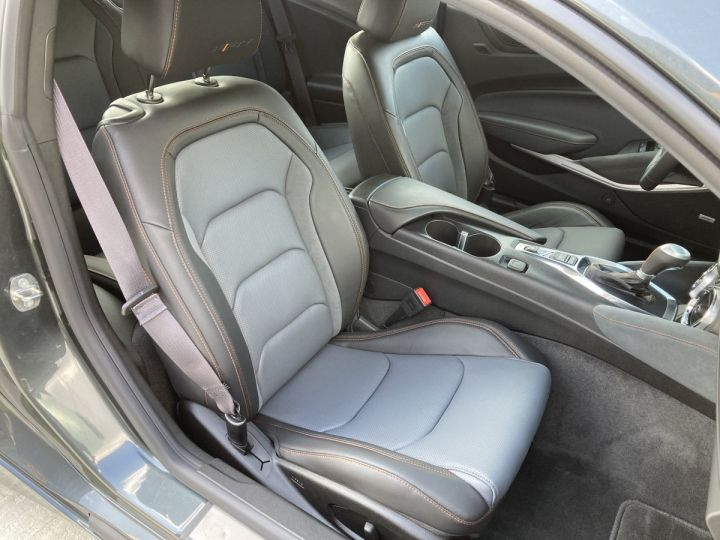 Chevrolet Camaro FIFTY 50 TH ANNIVERSARY 2.0 TURBO 275 CH  NIGHTFALL GRAY METALLIC  - 14