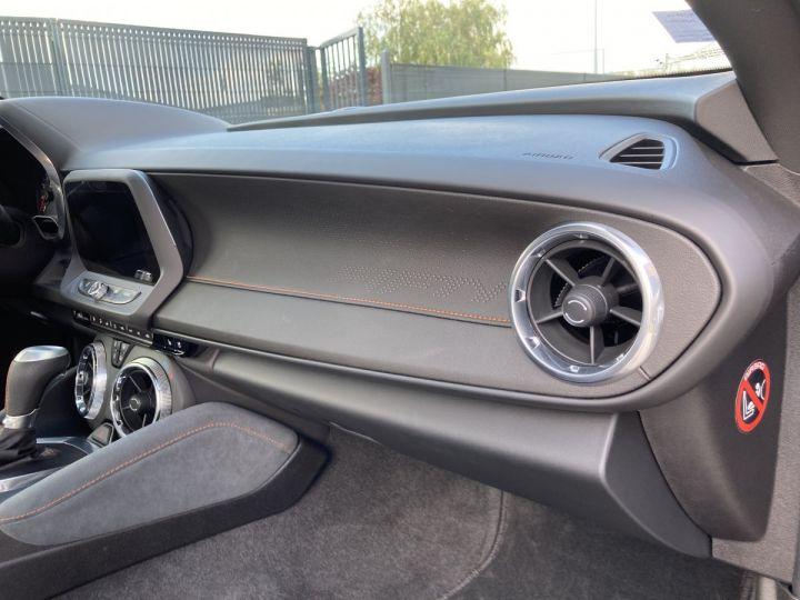 Chevrolet Camaro FIFTY 50 TH ANNIVERSARY 2.0 TURBO 275 CH  NIGHTFALL GRAY METALLIC  - 15