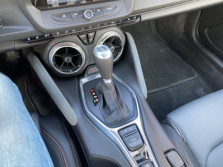 Chevrolet Camaro FIFTY 50 TH ANNIVERSARY 2.0 TURBO 275 CH  NIGHTFALL GRAY METALLIC  - 19