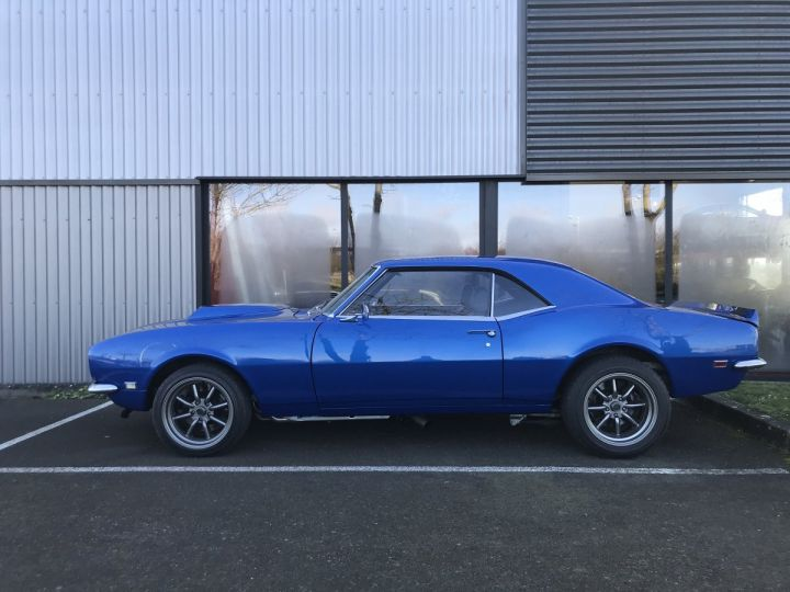 Chevrolet Camaro RS SS Bleu Metal - 2