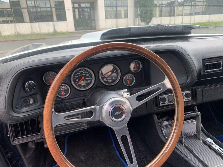 Chevrolet Camaro SS V8 Bleu  Occasion - 5