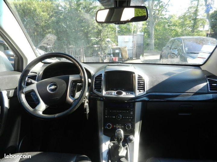Chevrolet Captiva 2.2 16V.VCDI 4X4 finition LTZ Blanc - 5