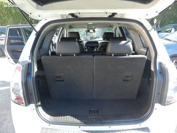 Chevrolet Captiva 2.2 16V.VCDI 4X4 finition LTZ Blanc - 8