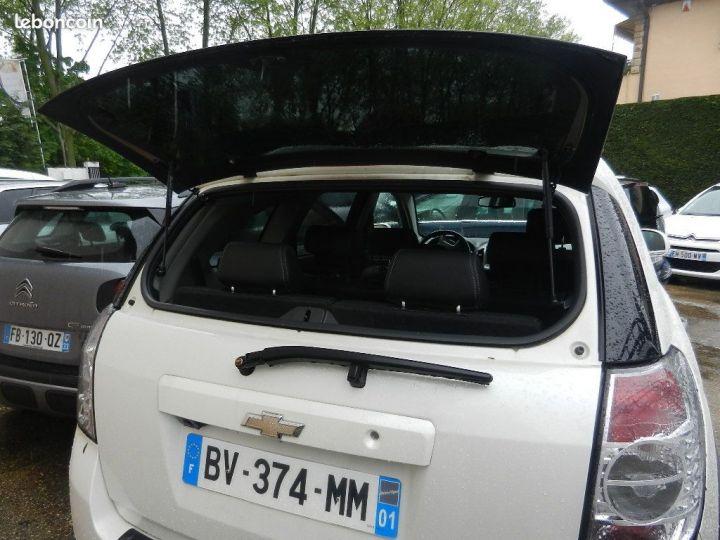 Chevrolet Captiva 2.2 16V.VCDI 4X4 finition LTZ Blanc - 10