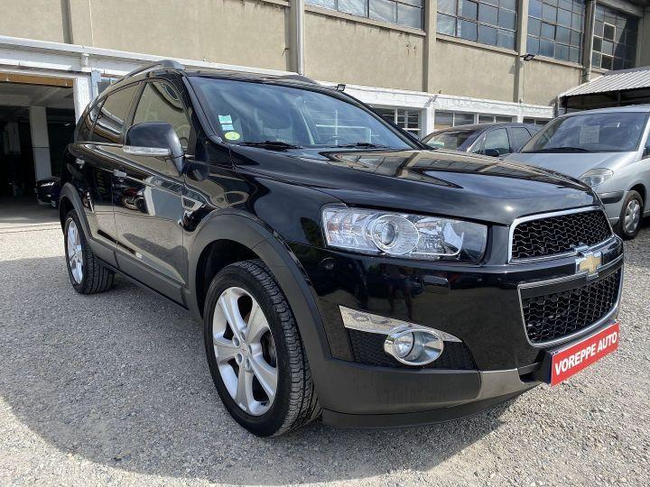 Chevrolet Captiva 2.2 VCDI184 LTZ S&S AWD Noir - 3