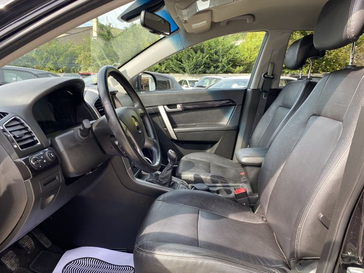 Chevrolet Captiva 2.2 VCDI184 LTZ S&S AWD Noir - 6