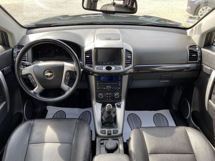 Chevrolet Captiva 2.2 VCDI184 LTZ S&S AWD Noir - 7