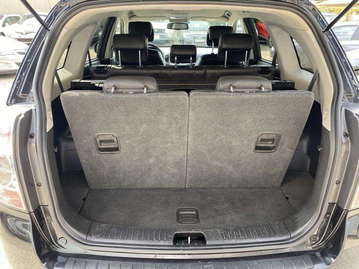 Chevrolet Captiva 2.2 VCDI184 LTZ S&S AWD Noir - 12