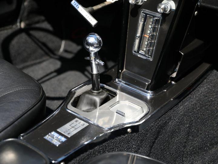 Chevrolet Corvette C2 CHEVROLET CORVETTE C2 STINGRAY CABRIOLET 6.9 427CI RESTAUREE A VOIR !! Gris Metal - 11