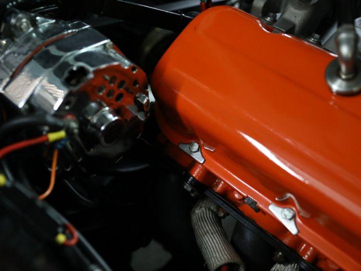 Chevrolet Corvette C2 CHEVROLET CORVETTE C2 STINGRAY CABRIOLET 6.9 427CI RESTAUREE A VOIR !! Gris Metal - 34