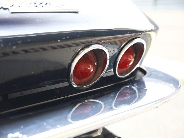 Chevrolet Corvette C2 CHEVROLET CORVETTE C2 STINGRAY COUPE 1965 350CI BOITE 4 Noir - 14