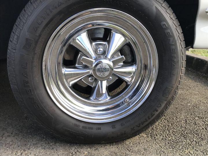 Chevrolet Corvette c2 stingray blanc - 9