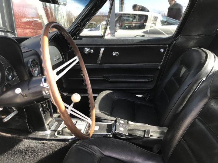 Chevrolet Corvette c2 stingray blanc - 10