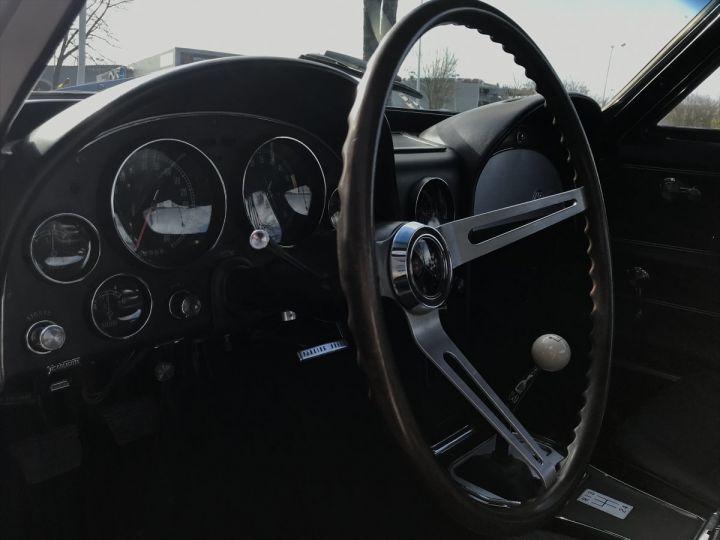 Chevrolet Corvette c2 stingray blanc - 11