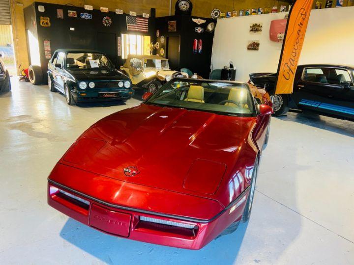 Chevrolet Corvette C4 CABRIOLET 5.7 V8 L98 EN FRANCE Bordeau - 11
