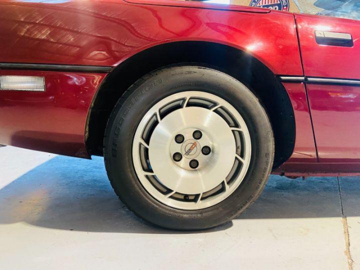 Chevrolet Corvette C4 CABRIOLET 5.7 V8 L98 EN FRANCE Bordeau - 17