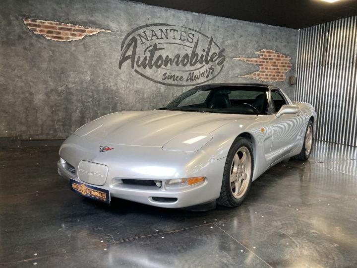 Chevrolet Corvette C5 V8 5,7L 345ch gris  - 2