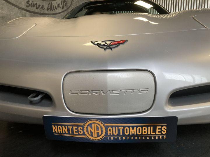 Chevrolet Corvette C5 V8 5,7L 345ch gris  - 9