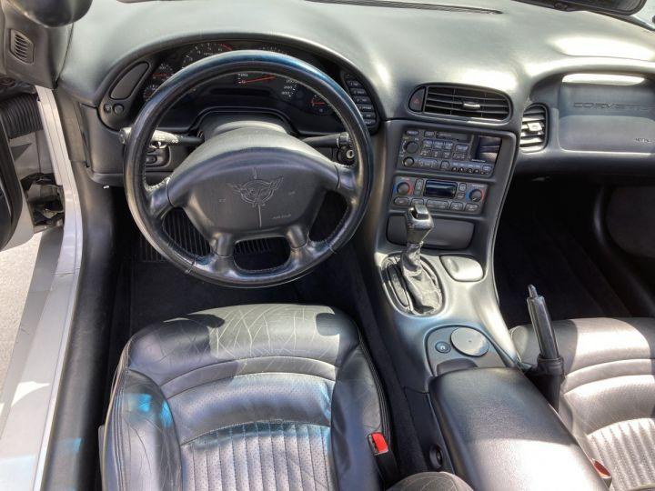 Chevrolet Corvette C5 V8 5,7L 345ch gris  - 13