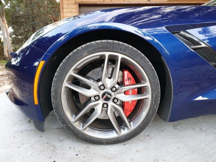 Chevrolet Corvette C7 STINGRAY BLEU METALLISE - 21