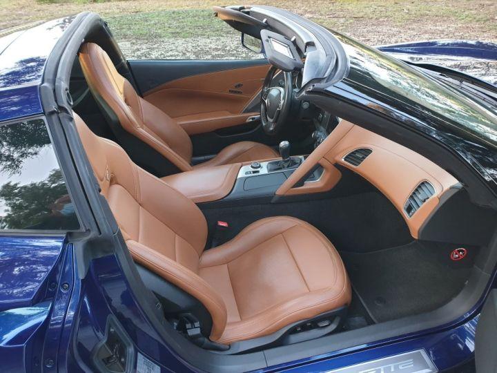 Chevrolet Corvette C7 STINRAY BLEU METALLISE - 9