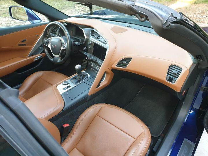 Chevrolet Corvette C7 STINRAY BLEU METALLISE - 10