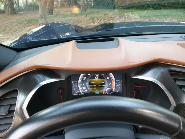 Chevrolet Corvette C7 STINRAY BLEU METALLISE - 18