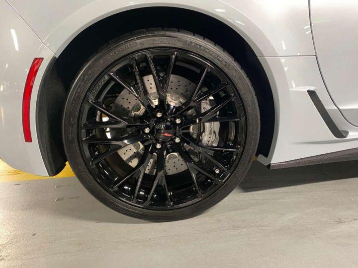 Chevrolet Corvette C7 TARGA 6.2 V8 Z06 3LZ MT7 FINAL EDITION Gris Occasion - 7