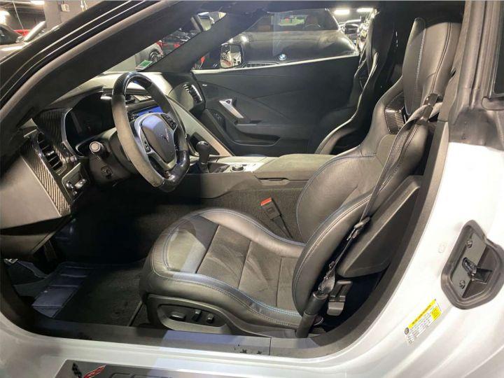 Chevrolet Corvette C7 TARGA 6.2 V8 Z06 3LZ MT7 FINAL EDITION Gris Occasion - 12