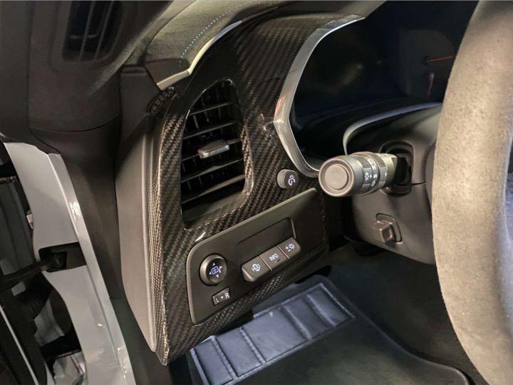 Chevrolet Corvette C7 TARGA 6.2 V8 Z06 3LZ MT7 FINAL EDITION Gris Occasion - 13