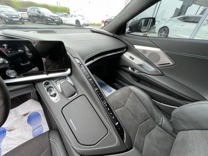 Chevrolet Corvette C8 Coupé Cabriolet V8 6.2l Pack Z51 Noir - 12