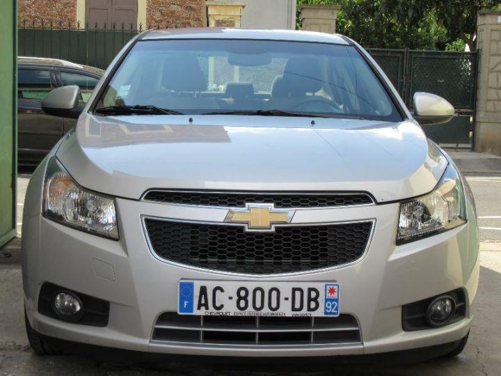 Chevrolet Cruze 2.0 VCDI 150CH LT GRIS CLAIR Occasion - 6