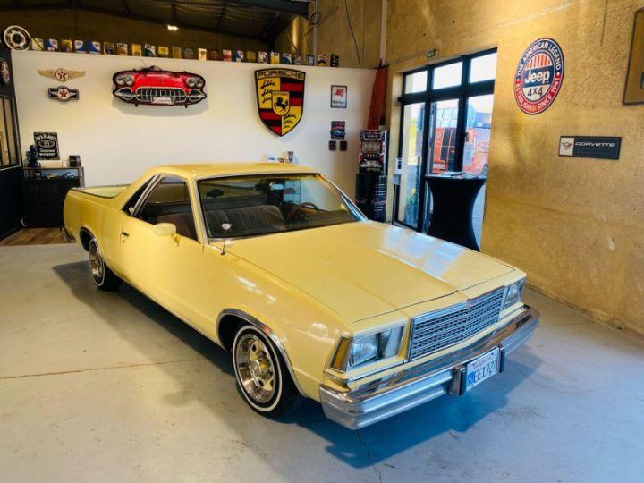 Chevrolet Elcamino V8 5.0 Jaune - 1
