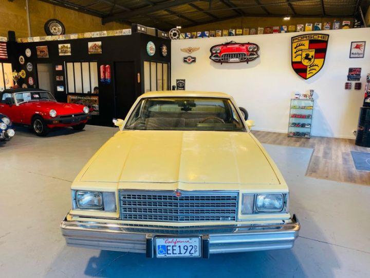 Chevrolet Elcamino V8 5.0 Jaune - 2
