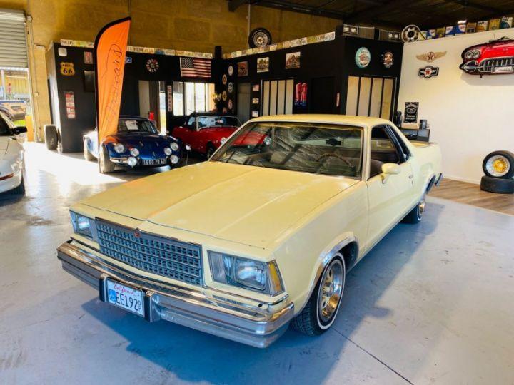 Chevrolet Elcamino V8 5.0 Jaune - 3