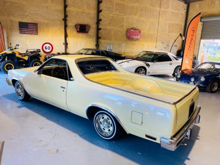 Chevrolet Elcamino V8 5.0 Jaune - 4