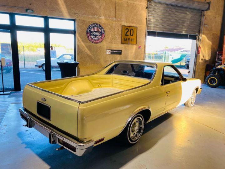 Chevrolet Elcamino V8 5.0 Jaune - 6