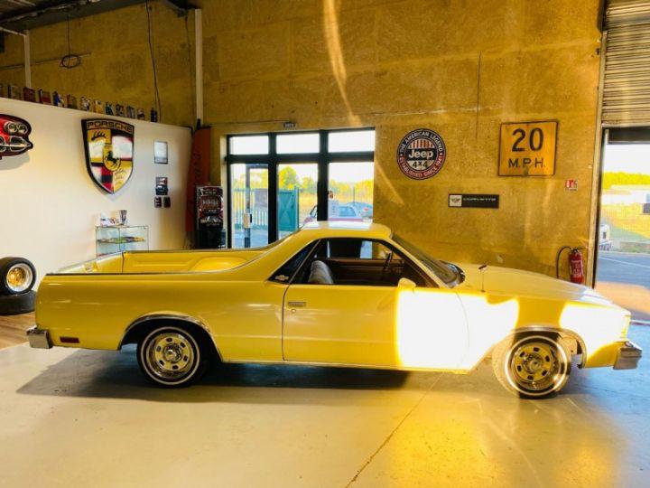 Chevrolet Elcamino V8 5.0 Jaune - 7