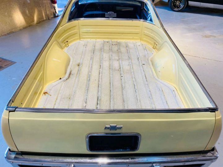 Chevrolet Elcamino V8 5.0 Jaune - 9