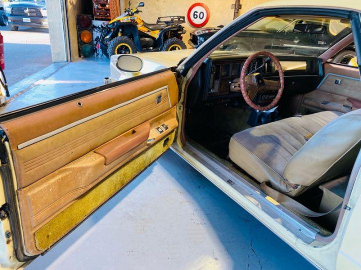 Chevrolet Elcamino V8 5.0 Jaune - 11