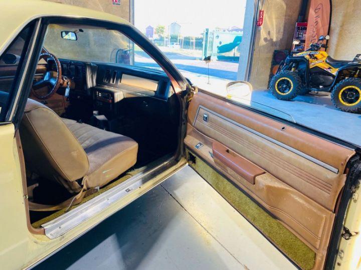 Chevrolet Elcamino V8 5.0 Jaune - 14