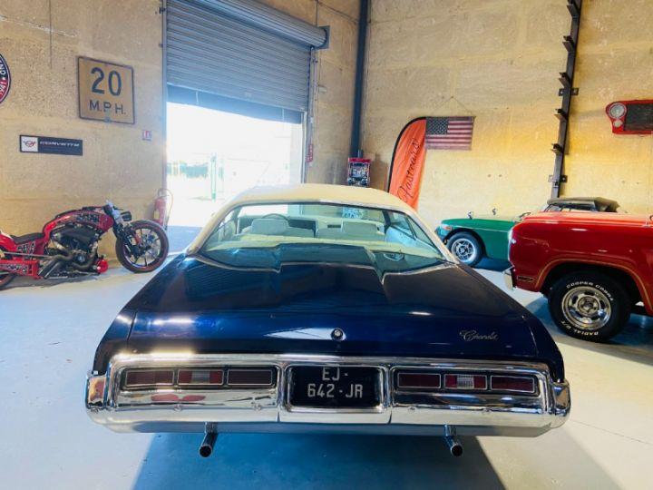 Chevrolet Impala 5.7 V8 LOWRIDER EN FRANCE Bleu - 6