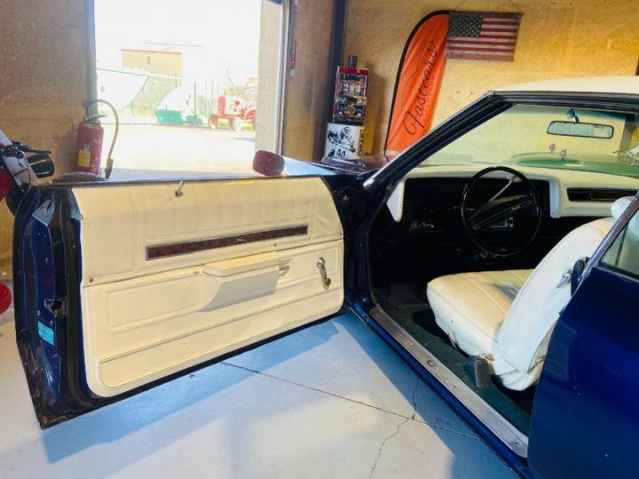 Chevrolet Impala 5.7 V8 LOWRIDER EN FRANCE Bleu - 12