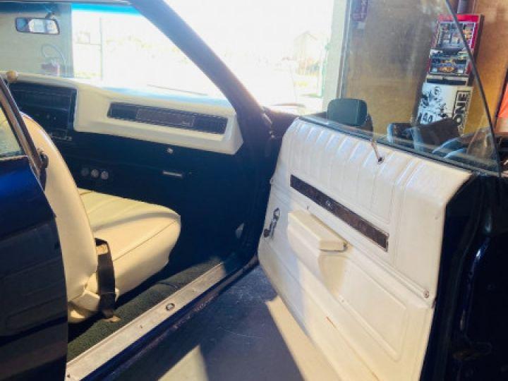 Chevrolet Impala 5.7 V8 LOWRIDER EN FRANCE Bleu - 14